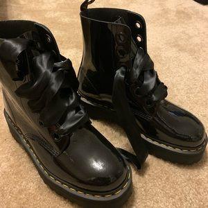 Dr. Martens MOLLY Platform Boots